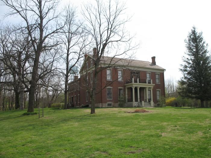 9. Anderson House, Lexington