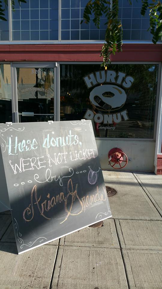 9. Hurt's Donut, Springfield (Soon opening their 4th Location)