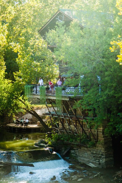 9. The Lalumondiere Mill & Rivergardens, Byrnesville
