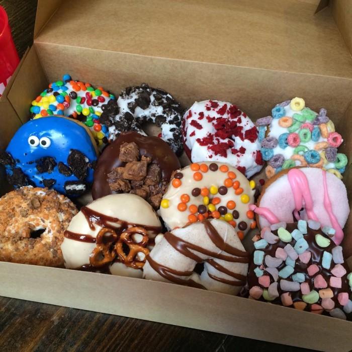 9.2. Hurt's Donut