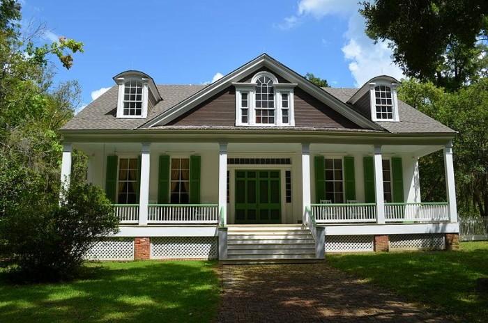 9. Rosemont Plantation, Woodville