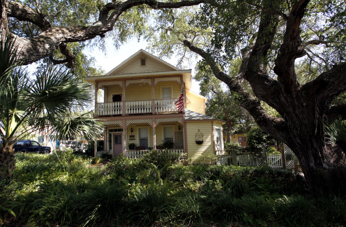 3. Cedar Key Bed & Breakfast