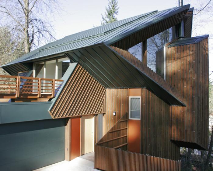 10) Weiss Residence, West Linn