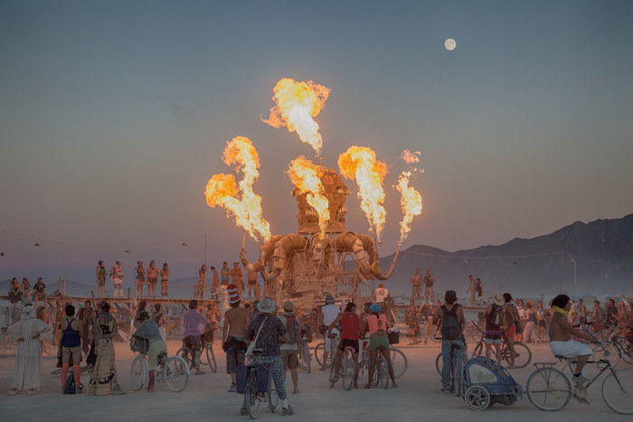 10. Burning Man is AWESOME!