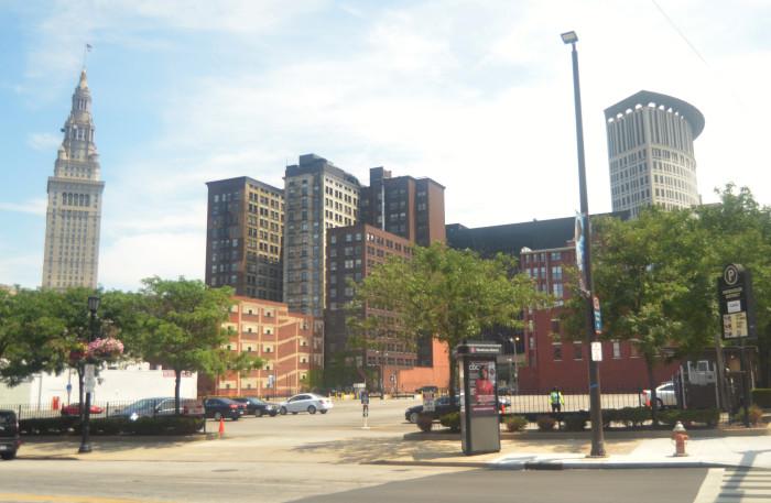 4) Cleveland