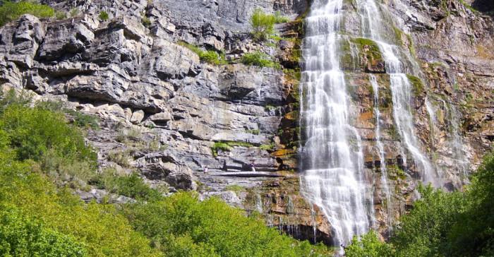 11) Bridal Veil Falls, Provo Canyon