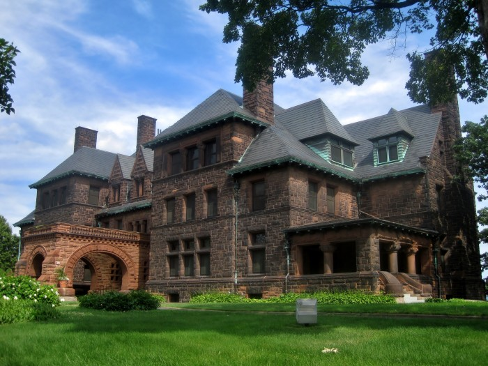 10. The James J. Hill House is one of MN's favorite historic mansions to explore. It's definitely amazing inside and out!