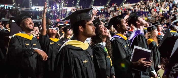 Best Place to Be a Student – Baton Rouge