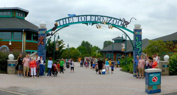11. Ohio is home to some of the absolute best zoos in the nation.