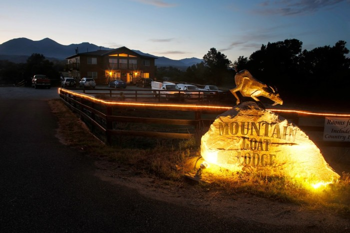 10. Mountain Goat Lodge (Salida)