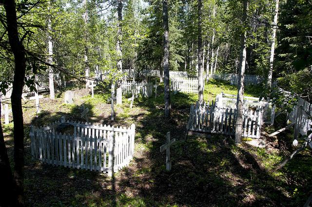 4) Kennecott Cemetery