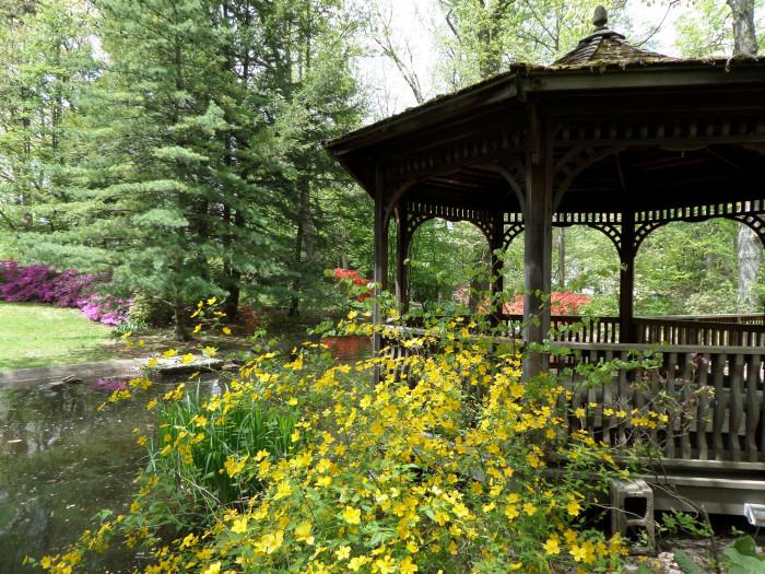 7) Toledo Botanical Garden