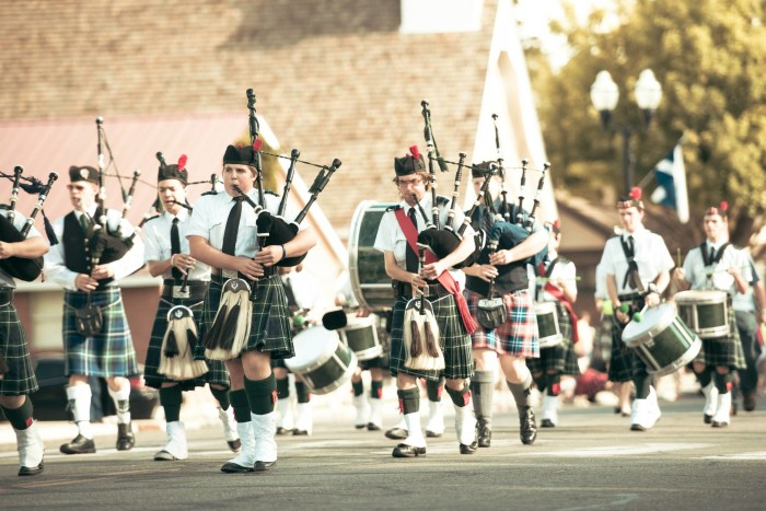 5) Payson Scottish Festival and Highland Games
