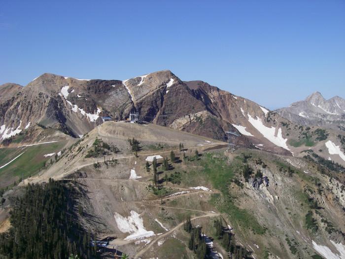 11) American Fork Twin Peaks