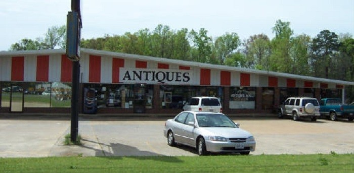6. Skyland Antique Mall - Tuscaloosa, AL