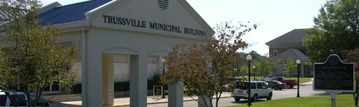 8. Trussville, AL - Population 19,521