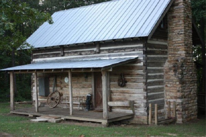 10 awesome cabins in alabama for Wheeler dam cabins