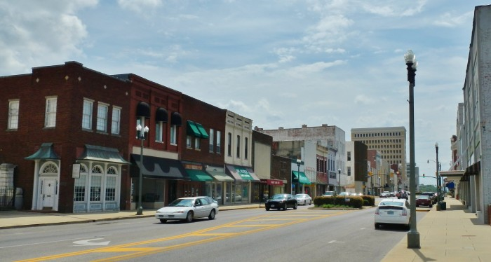 3. Anniston (Population: Approx. 23,000)