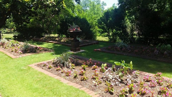The 10 Most Beautiful Gardens In Alabama