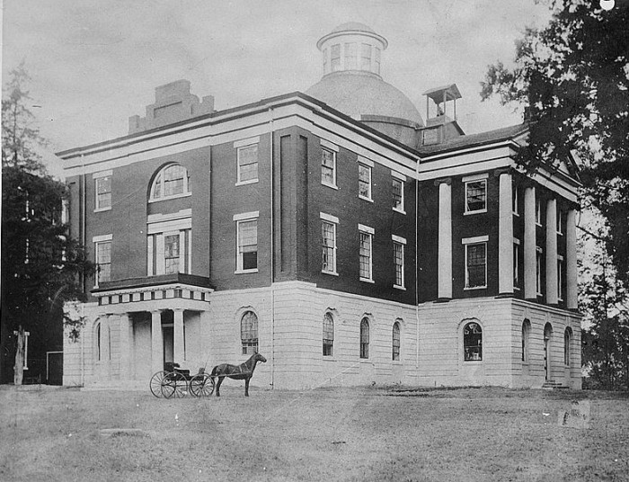 1. Old Capitol Building, Tuscaloosa, 1890