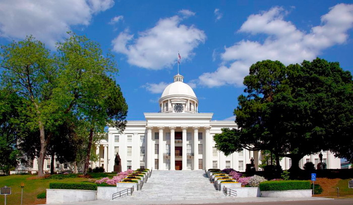 State Capitol Building, Montgomery, 2010