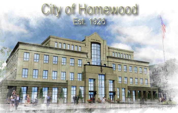 3. Homewood