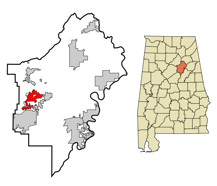 1. Margaret, AL (Population: Approx. 4,500)
