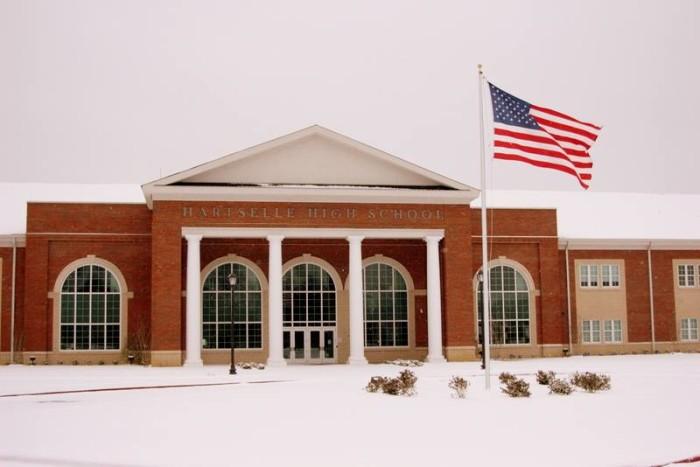 8. Hartselle - Hartselle City Schools