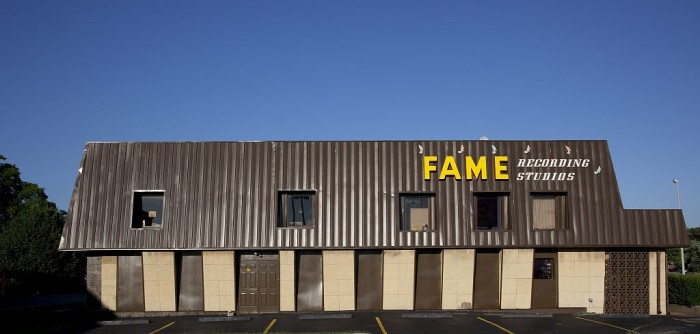 7. Muscle Shoals - FAME Recording Studios