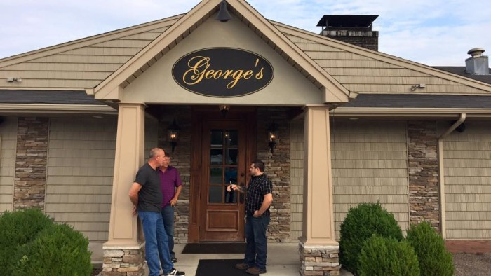 3. George's Steak Pit - Sheffield, AL