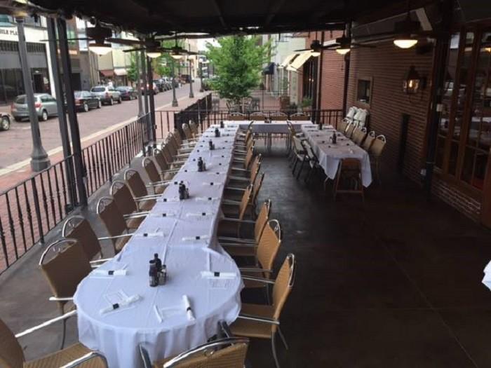 4. Legends Steakhouse - Florence, AL
