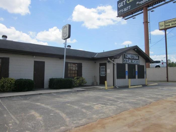 5. Conestoga Steak House - Dothan, AL