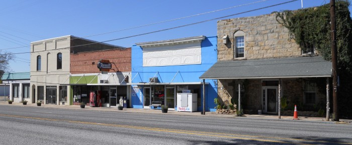 2. Rockford, AL (Population 458)
