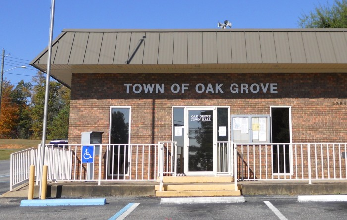 8. Oak Grove, AL (Population 524)