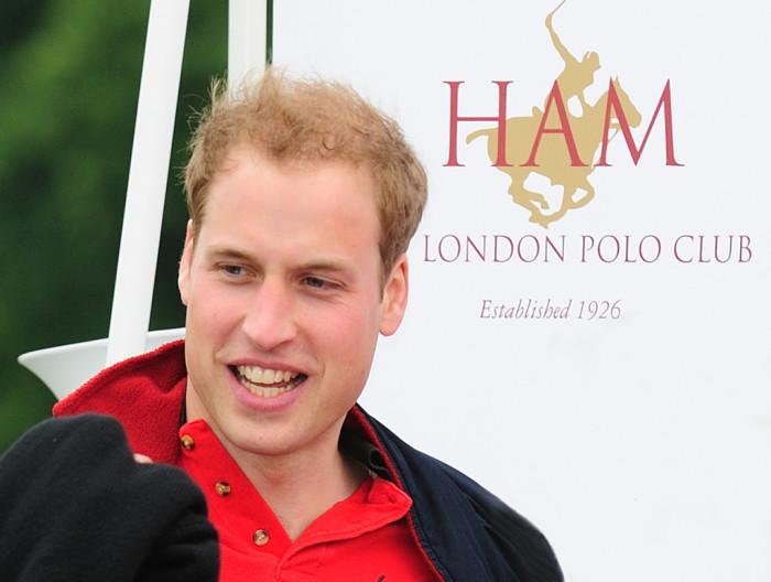 1. William