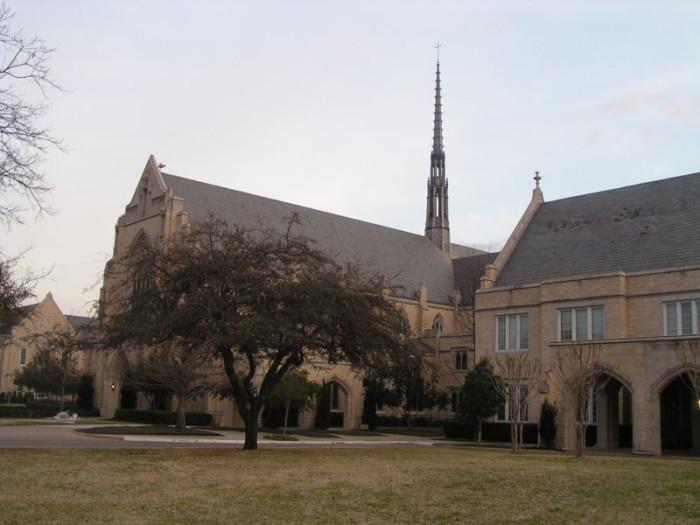 9) University Park