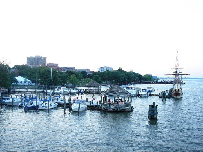 8. Alexandria (86th nationally)