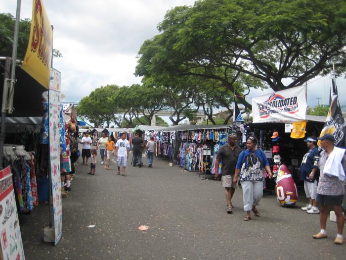 Aloha Stadium Swap Meet #2