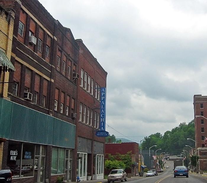 6. Appalachia