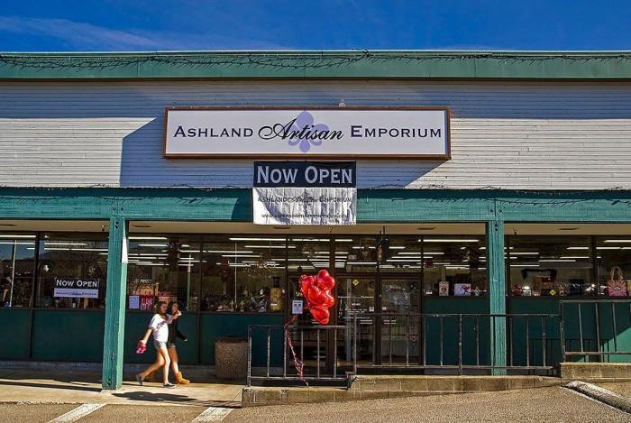 10) Ashland Artisan Emporium, Ashland