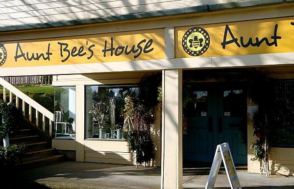 9) Aunt Bee's House, Salem