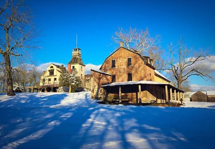2. Batsto Village, Washington Township