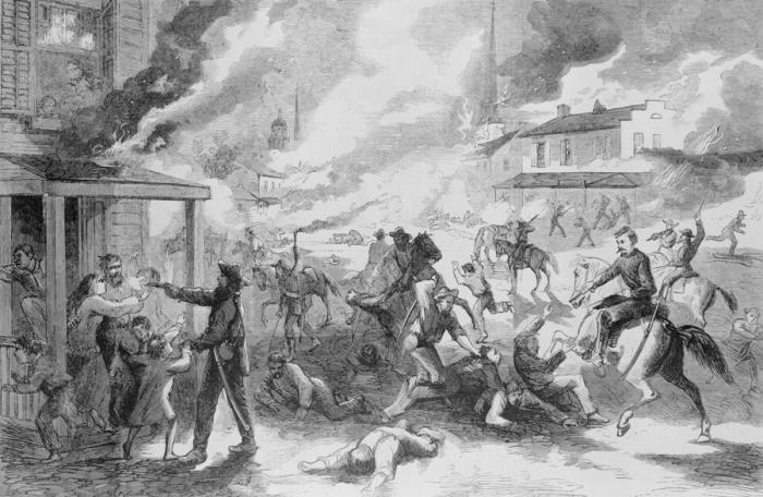 8. Lawrence Massacre