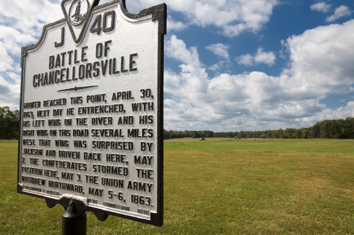 16. Fredericksburg and Spotsylvania County Battlefields National Military Park