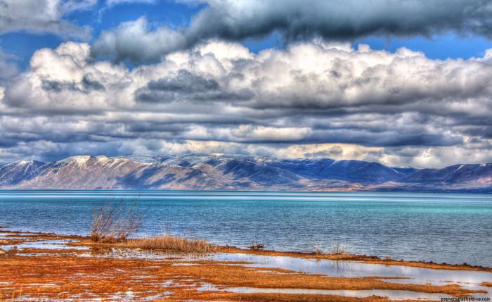 3) Bear Lake