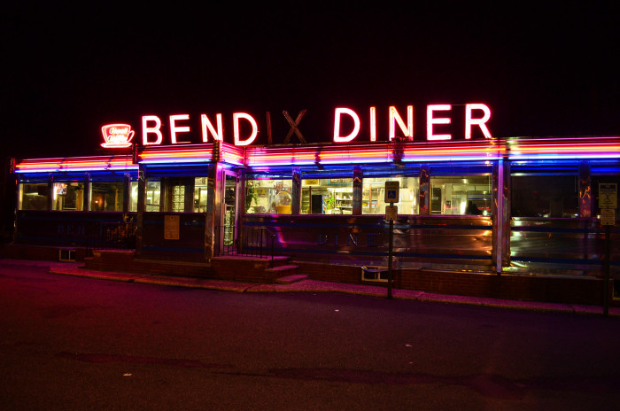 9. We have more diners than any other state.
