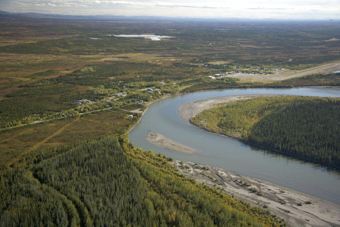 1) Bettles, Alaska