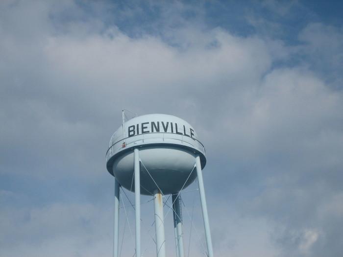 3) Bienville