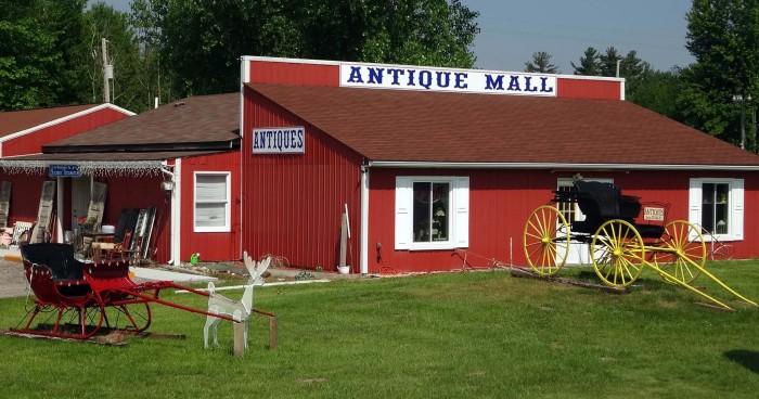 10) Bloomin' Treasures Antique Mall, Birch Run