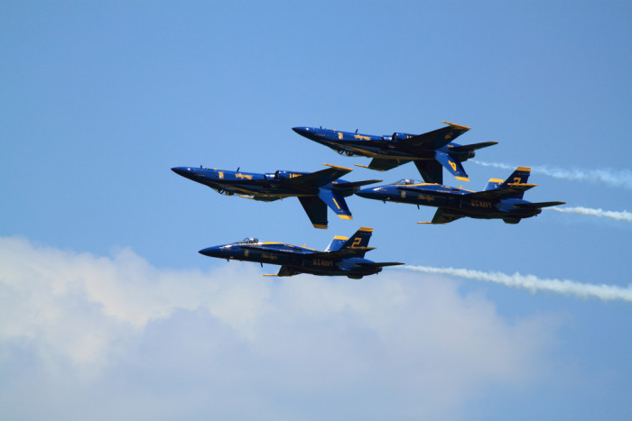 11. Lynchburg Air Show